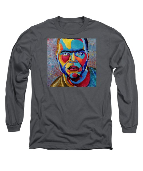 Simply Complex Long Sleeve T-Shirt by William Roby