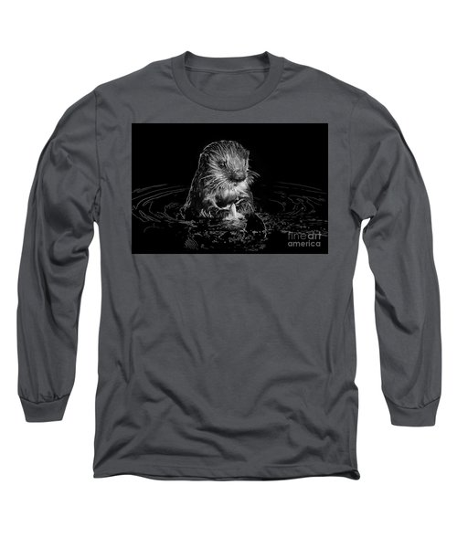 Simply Otter Long Sleeve T-Shirt