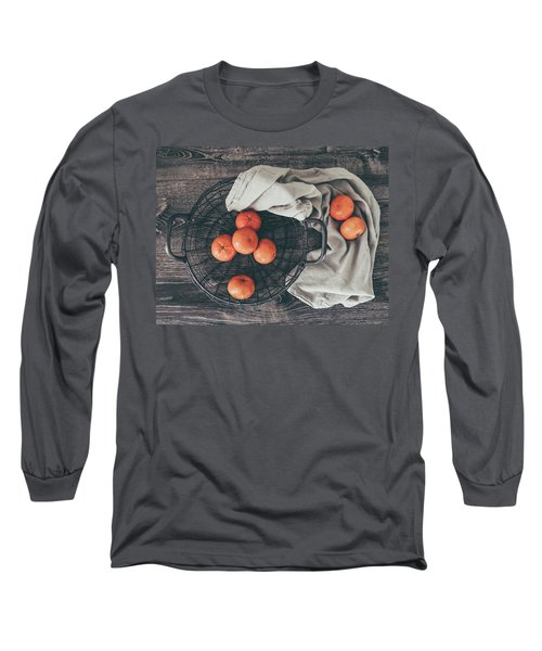 Long Sleeve T-Shirt featuring the photograph Simply Sweet by Kim Hojnacki
