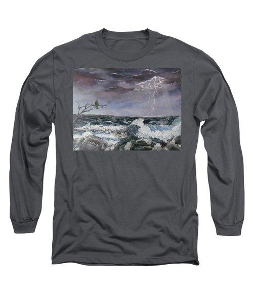 Sin Temor Long Sleeve T-Shirt