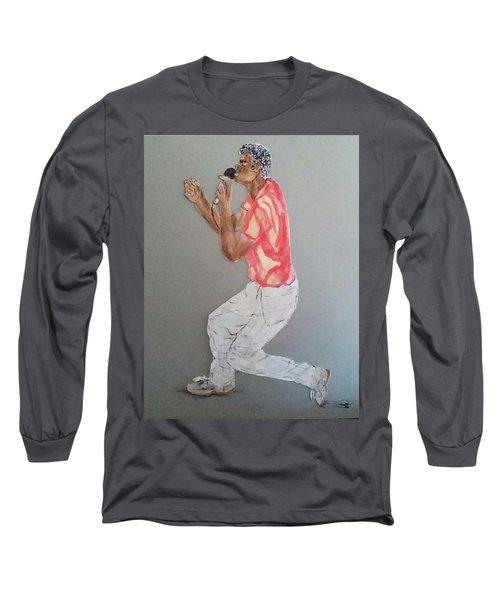 Singer Long Sleeve T-Shirt