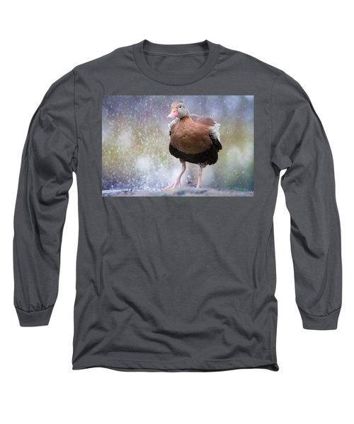 Singing In The Rain Long Sleeve T-Shirt