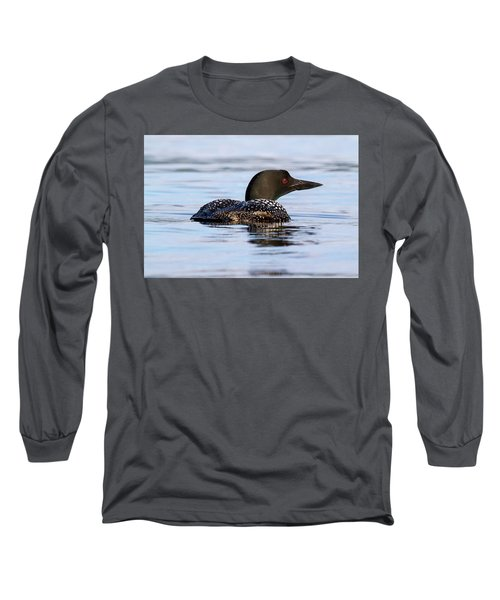 Single Loon Long Sleeve T-Shirt