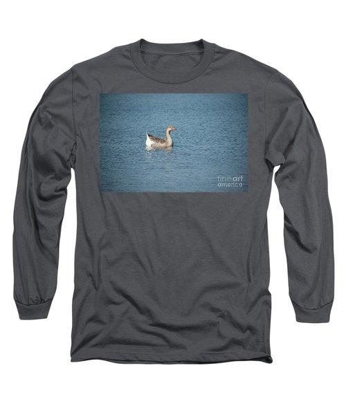 Single Swimmer Long Sleeve T-Shirt