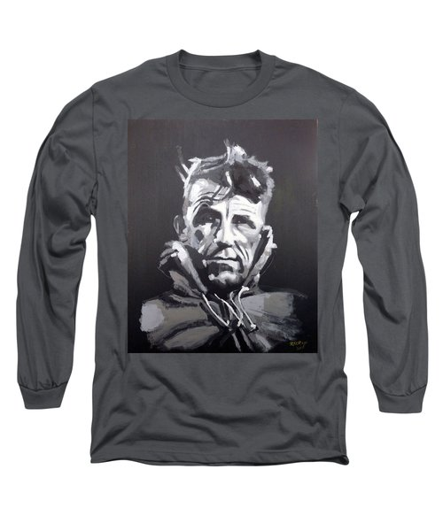 Sir Edmund Hillary Long Sleeve T-Shirt
