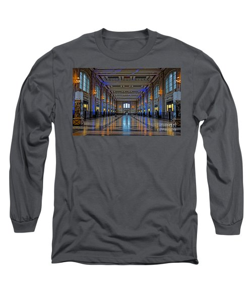 Sitting All Alone Long Sleeve T-Shirt