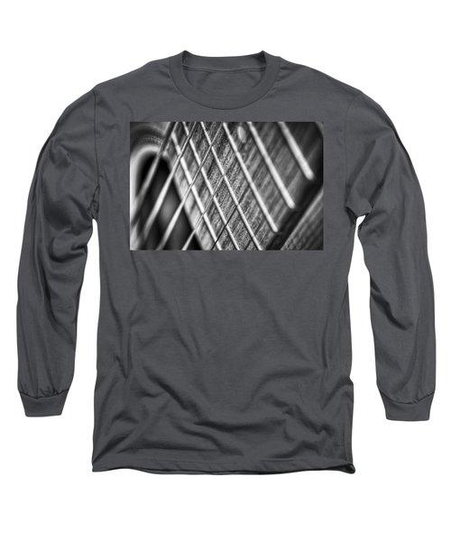 Six Strings Long Sleeve T-Shirt
