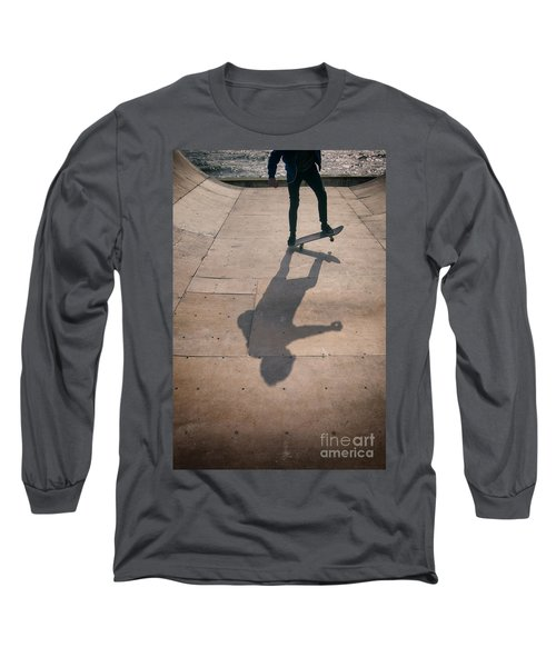 Skater Boy 002 Long Sleeve T-Shirt