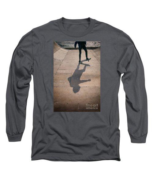 Skater Boy 002 Long Sleeve T-Shirt