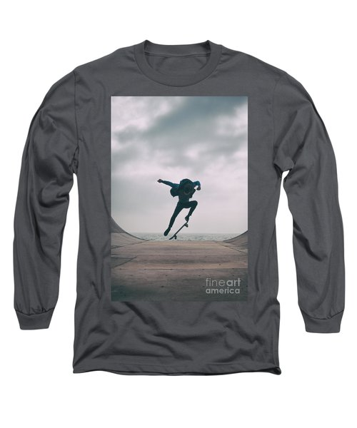 Skater Boy 004 Long Sleeve T-Shirt