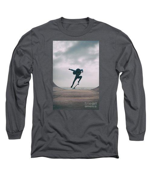 Skater Boy 004 Long Sleeve T-Shirt