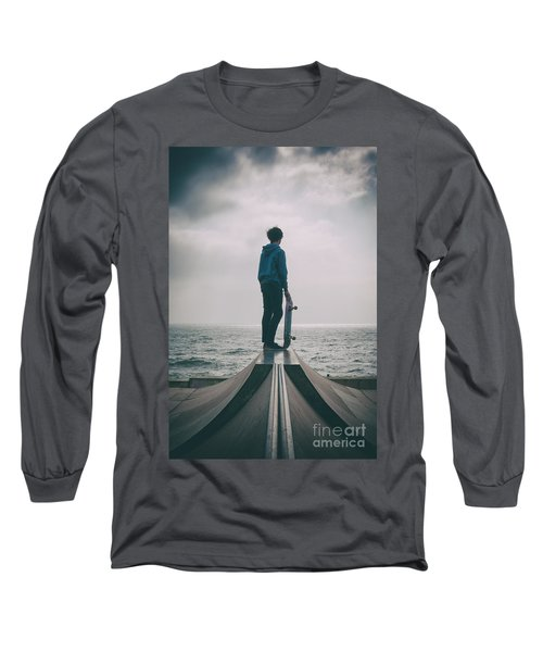 Skater Boy 005 Long Sleeve T-Shirt