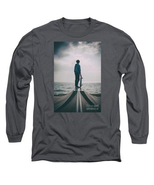 Skater Boy 005 Long Sleeve T-Shirt