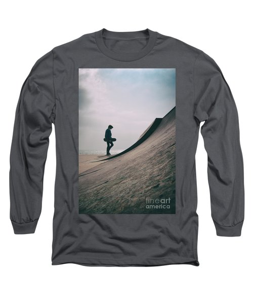 Skater Boy 006 Long Sleeve T-Shirt