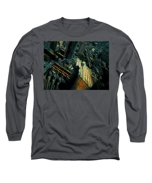 Skewed View Long Sleeve T-Shirt