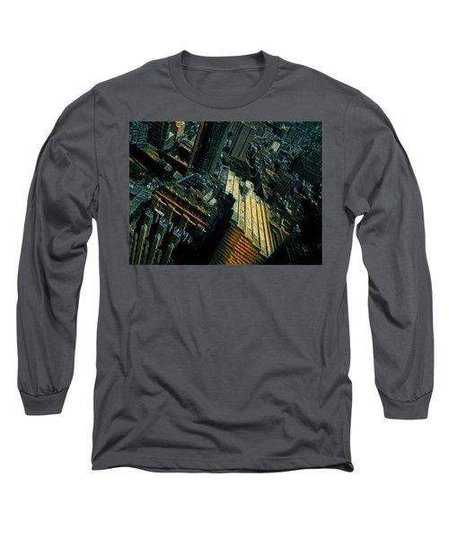 Skewed View Long Sleeve T-Shirt