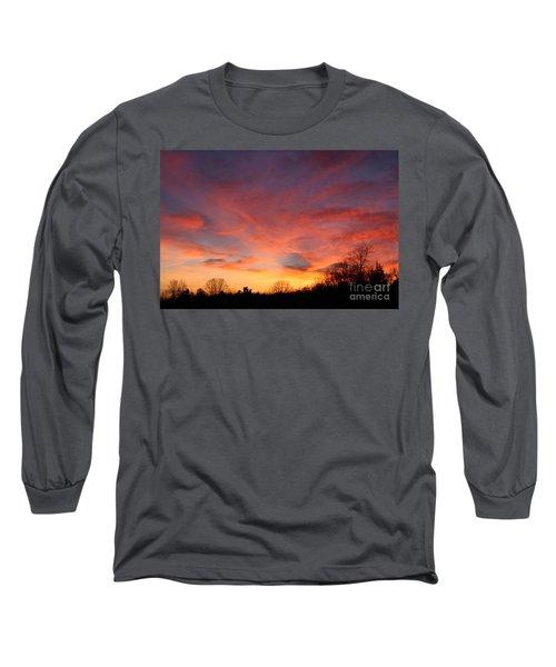 Skies Has No Limits Long Sleeve T-Shirt