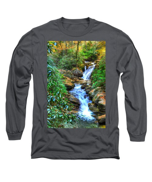 Skinny Dip Falls Long Sleeve T-Shirt