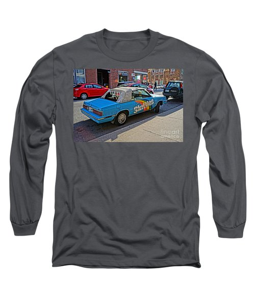 Skittles Car Long Sleeve T-Shirt