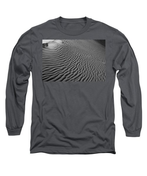 Skn 1078 Designed By Nature Long Sleeve T-Shirt