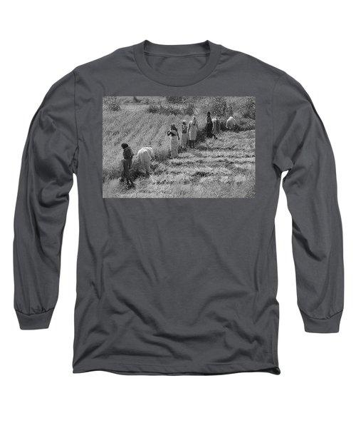 Skn 2611 Joint Effort Bw Long Sleeve T-Shirt