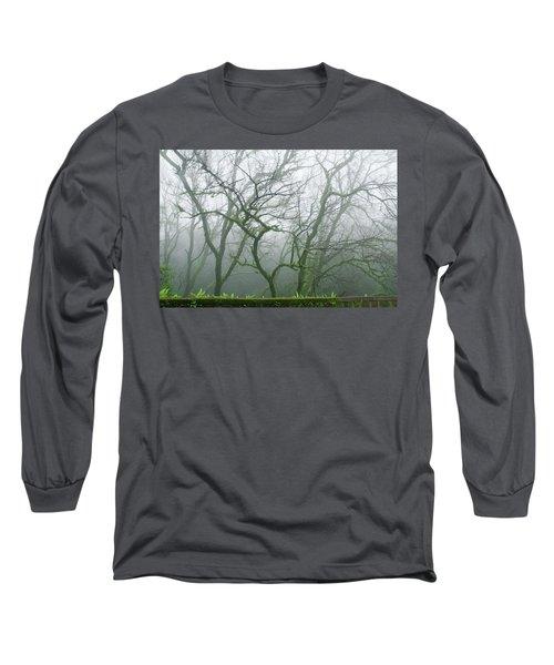 Skn 3720 Monsoon Landscape Long Sleeve T-Shirt