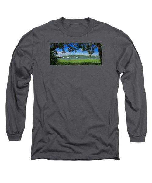 Skull Creek Area Long Sleeve T-Shirt