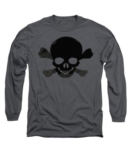 Skull Madness Long Sleeve T-Shirt