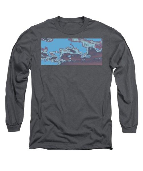 Sky #5 Long Sleeve T-Shirt