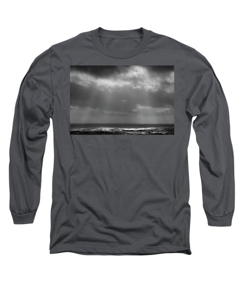 Long Sleeve T-Shirt featuring the photograph Sky And Ocean by Ryan Manuel