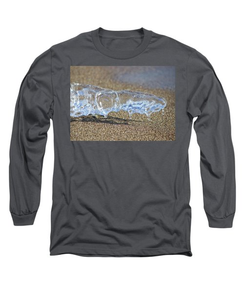 Sky Blue Long Sleeve T-Shirt