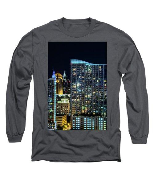 Sky Scraper Long Sleeve T-Shirt