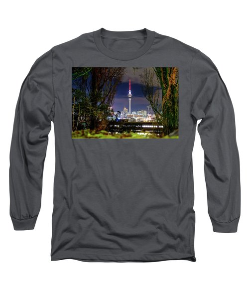Sky Tower Long Sleeve T-Shirt