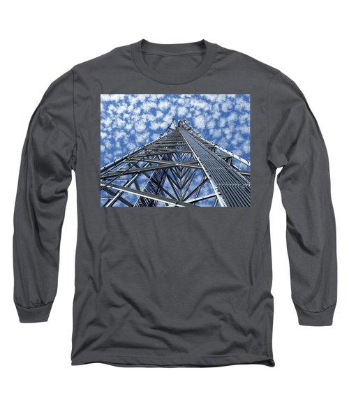 Sky Tower Long Sleeve T-Shirt