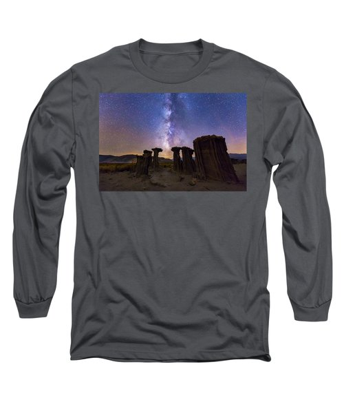 Sky Watchers Long Sleeve T-Shirt
