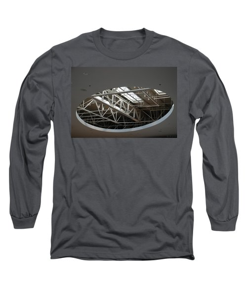 Long Sleeve T-Shirt featuring the photograph Skylight Gurders by Rob Hans