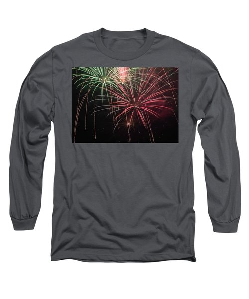 Long Sleeve T-Shirt featuring the photograph Skytosa by Michael Nowotny