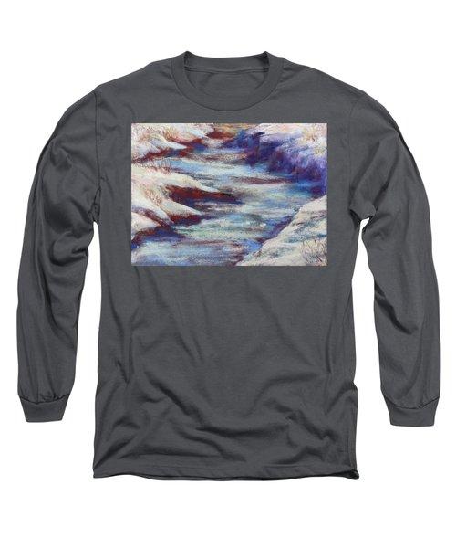 Slate River Melt Long Sleeve T-Shirt