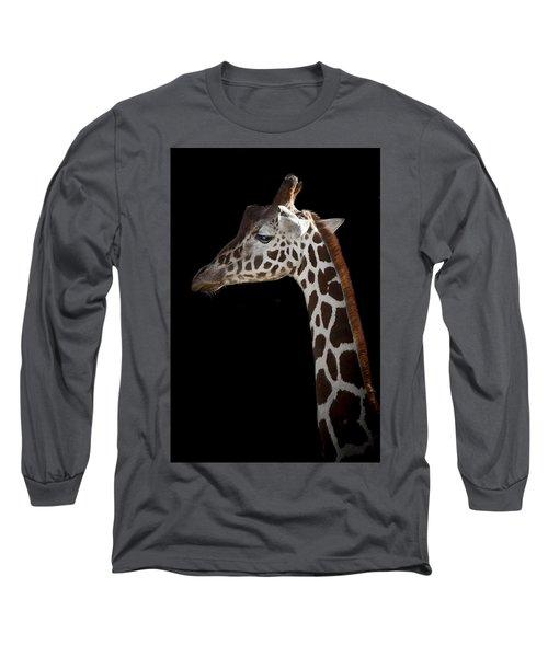 Sleek Long Sleeve T-Shirt