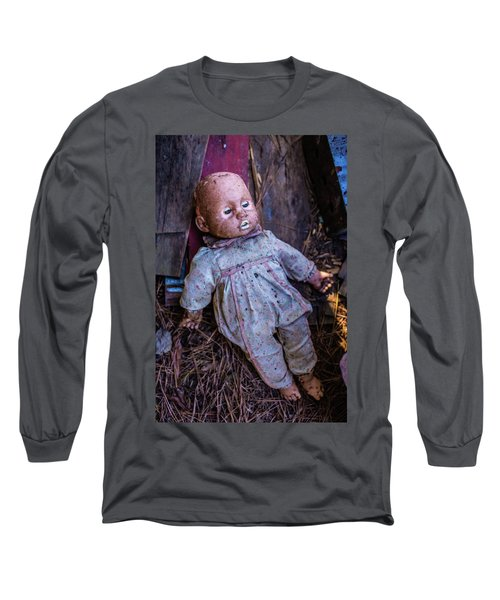 Sleeping Doll Long Sleeve T-Shirt