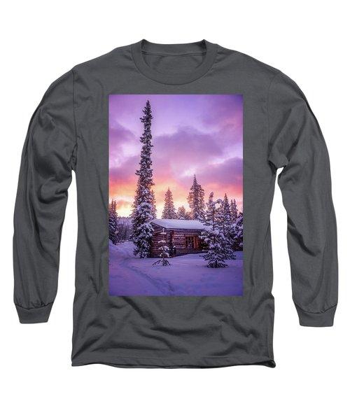 Sleeping Giant Long Sleeve T-Shirt