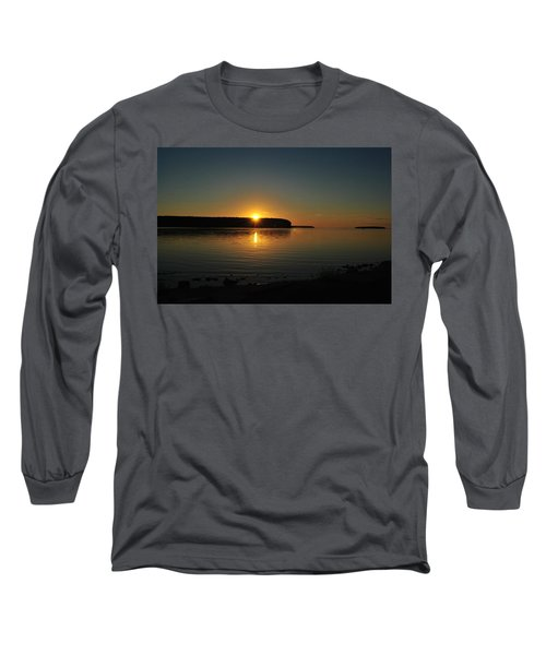 Slip Away Long Sleeve T-Shirt