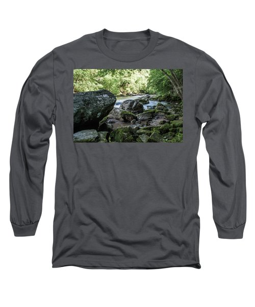 Slippery Rock Gorge - 1938 Long Sleeve T-Shirt