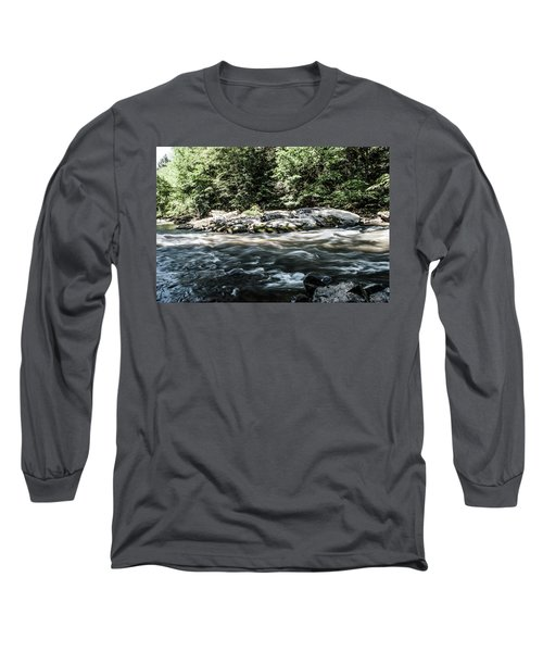 Slippery Rock Gorge - 1943 Long Sleeve T-Shirt