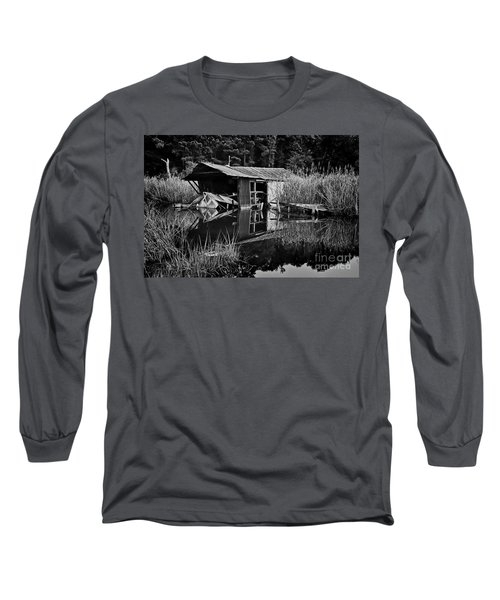 Slipping Away Long Sleeve T-Shirt