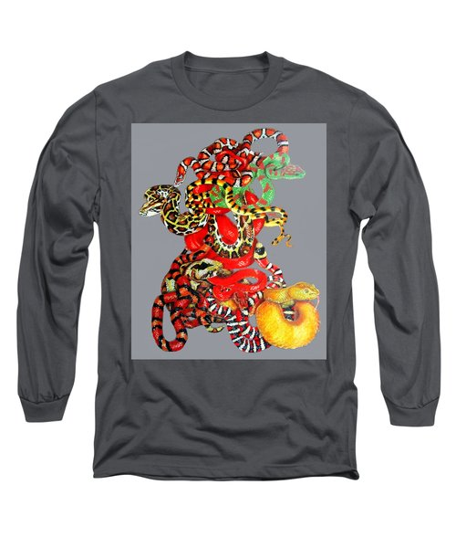 Slither Long Sleeve T-Shirt