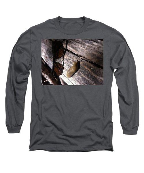 Slug Is Chillin Long Sleeve T-Shirt