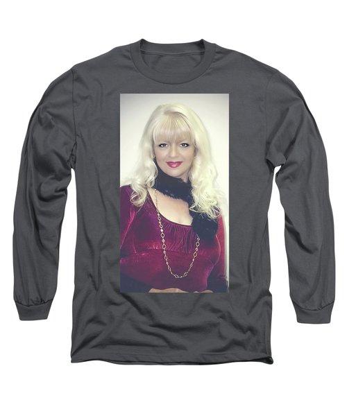 Sm 2005 Long Sleeve T-Shirt by Sharon Mau