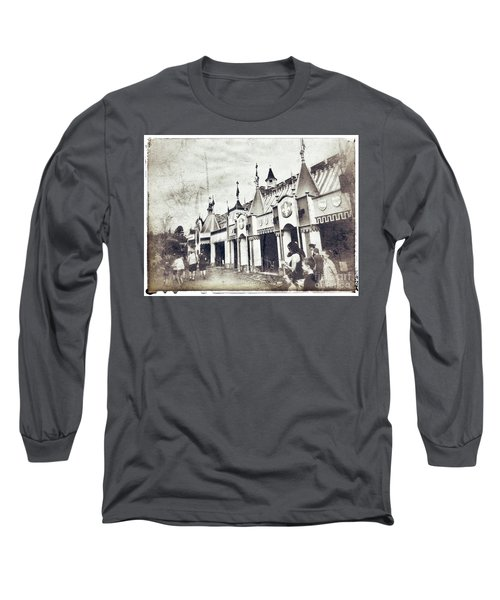 Small World Long Sleeve T-Shirt