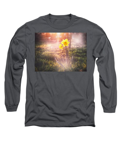 Smell Of The March 2 Long Sleeve T-Shirt